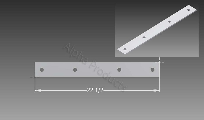 AP-B411 End Sheet Strap