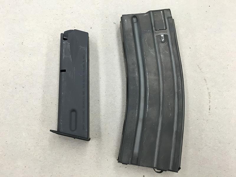 M9 & M16 Magazines