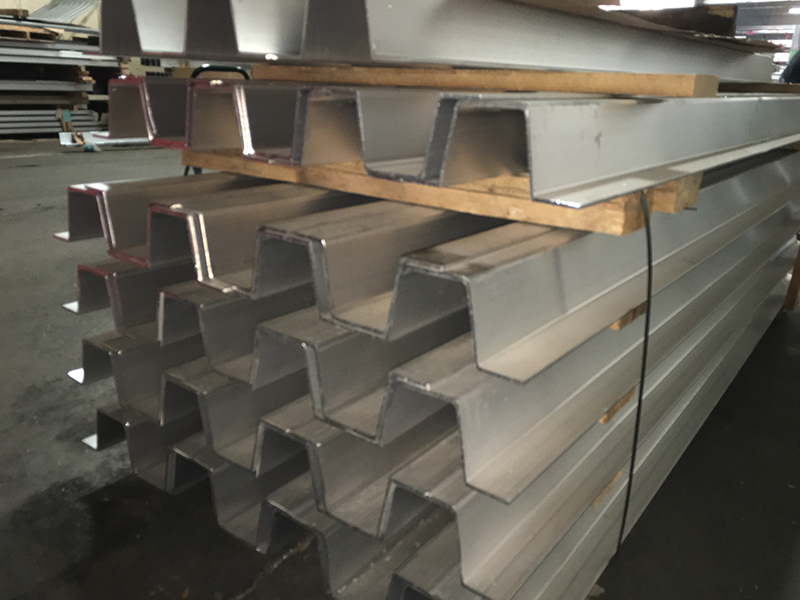 Aluminum Extrusions For Freight Cars
