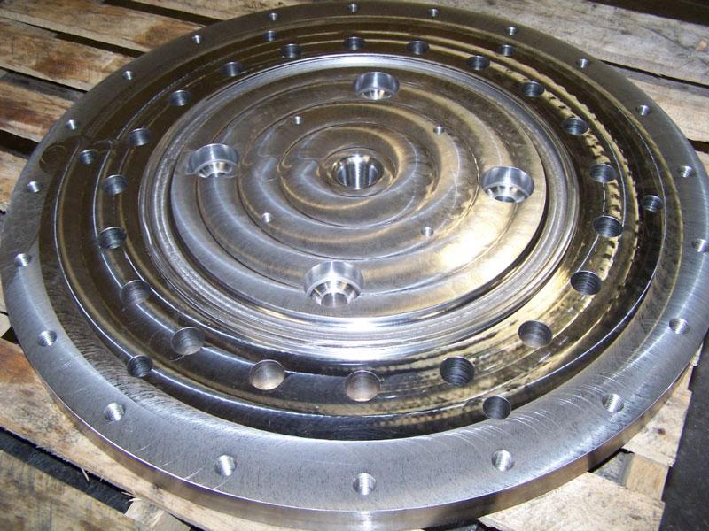 Tank Car Pressure Plates